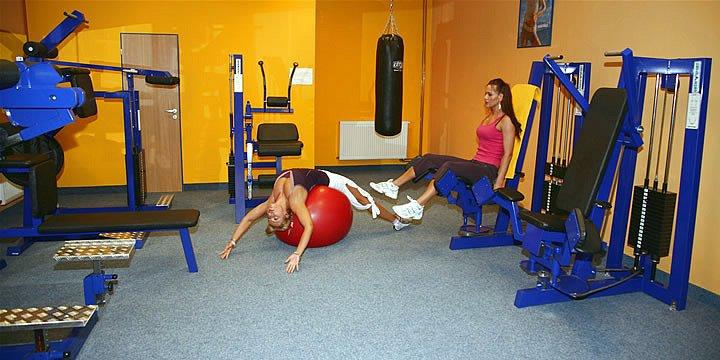 Fitness Praha