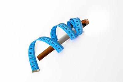 Vliv kouření na hubnutí