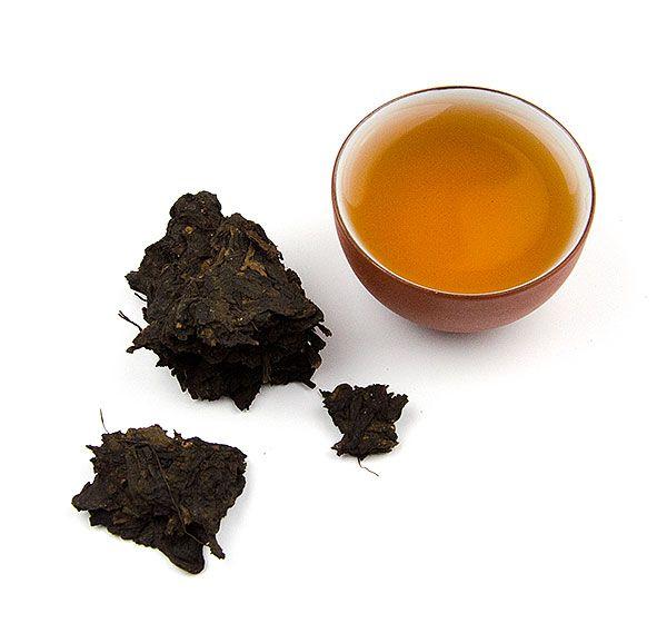 Puerh - fermentovaný čaj